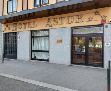 Hotel Astor Torino vicino Lingotto Fiere, Stadio Olimpico ...